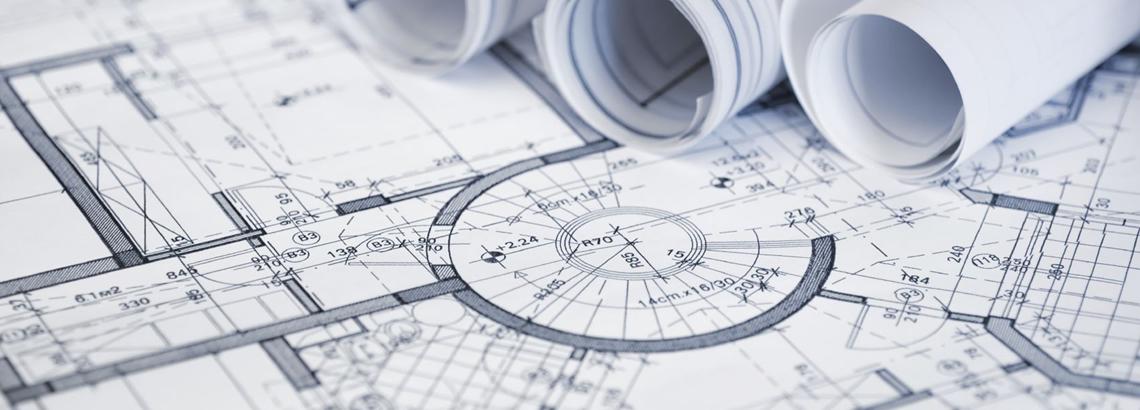 Digitalisierung der Pläne